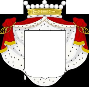 Royaume de Norvége Baron