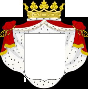 Royaume de Norvége Comte
