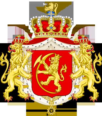 Royaume de Norvége King
