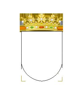 Timbres y ornamentos oficiales del Reino de Aragon 05_duque