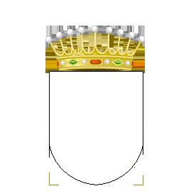 Timbres y ornamentos oficiales del Reino de Aragon 06_conde