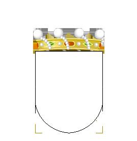 Timbres y ornamentos oficiales del Reino de Aragon 08_baron