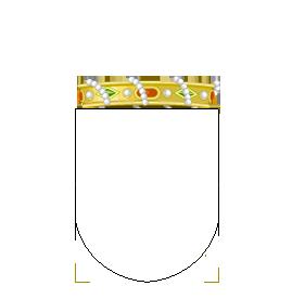 Timbres y ornamentos oficiales del Reino de Aragon 09_senor