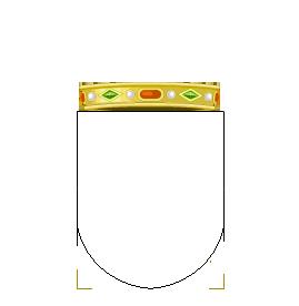Timbres y ornamentos oficiales del Reino de Aragon 12_caballero