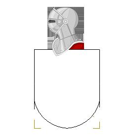 Timbres y ornamentos oficiales del Reino de Aragon 13_infanzon