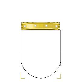 Timbres y ornamentos oficiales del Reino de Aragon 14_infanzon