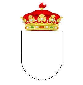 Timbres y ornamentos oficiales del Reino de Aragon Principe