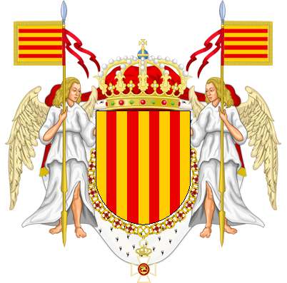Timbres y ornamentos oficiales del Reino de Aragon Pr_catalunya_big