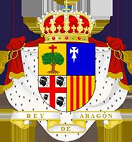Timbres y ornamentos oficiales del Reino de Aragon Rei_de_aragon_200