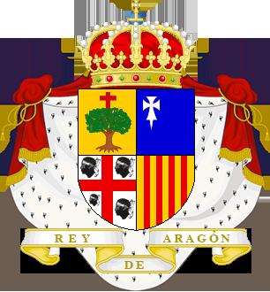 Timbres y ornamentos oficiales del Reino de Aragon Rei_de_aragon_big
