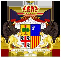 Timbres y ornamentos oficiales del Reino de Aragon Reino_aragon_200