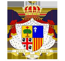 Timbres y ornamentos oficiales del Reino de Aragon Reino_aragon_2200