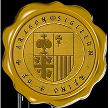 Timbres y ornamentos oficiales del Reino de Aragon Aragon_jaune