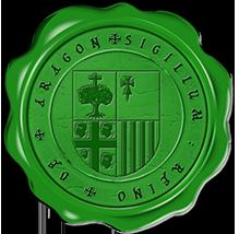 Timbres y ornamentos oficiales del Reino de Aragon Aragon_vert