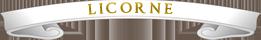 Ornements officiels - FR Licorne