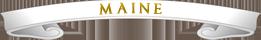 Ornements officiels - FR Maine