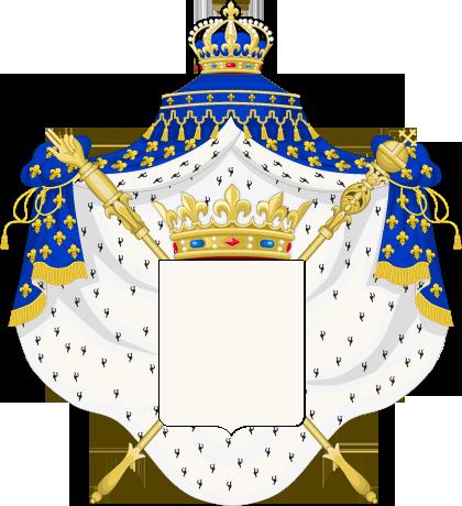Ornements officiels - FR Roi_grand