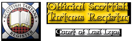 Tartans Registry Registry